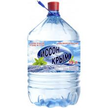 Иссон Крым 19 л в одноразовом бутыле