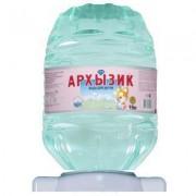 Вода Архызик 19 литров в одноразовой таре