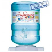 Вода Эльбрусинка 19 литров