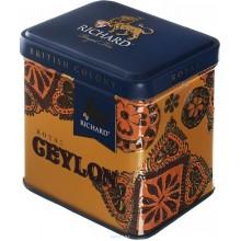 Richard British Colony Royal Ceylon черный листовой чай, 50 г