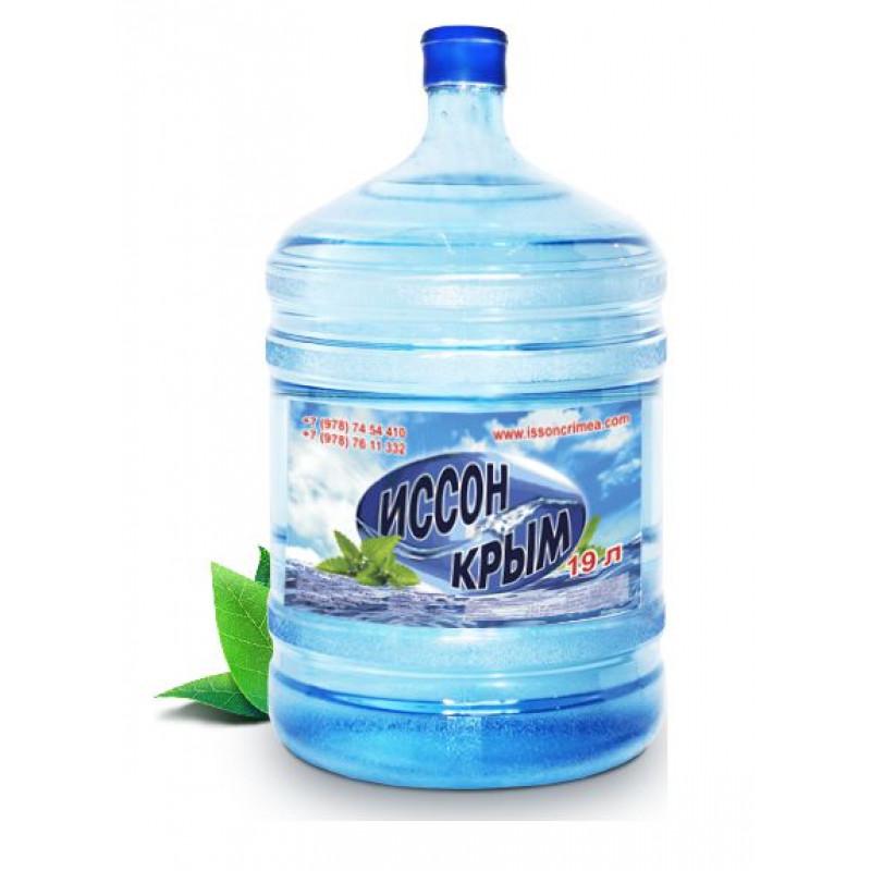 d5603ef855949 Иссон Крым 19 литров вода