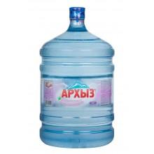 Архыз питьевая вода 19 литров